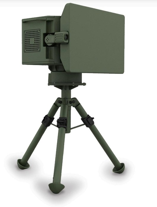 Acar Gözetleme Radarı