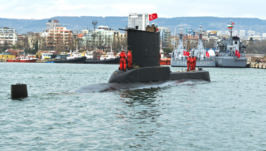 Denizalti Modernizasyon