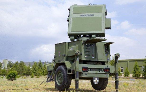 Aselsan Kalkan Radarı