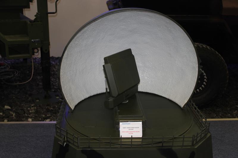 Sabit Erken İhbar Radar Sistemi (SEIRS)