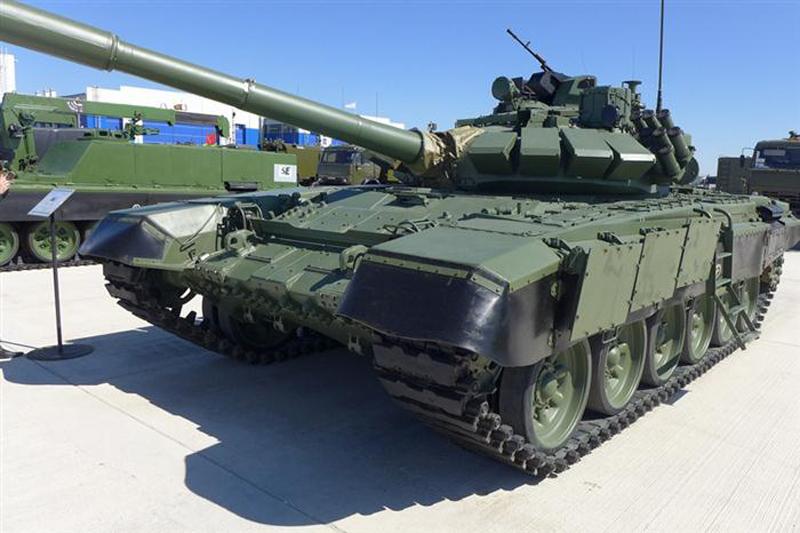 Kazakistan ASELSAN Engineering (KAE) T-72