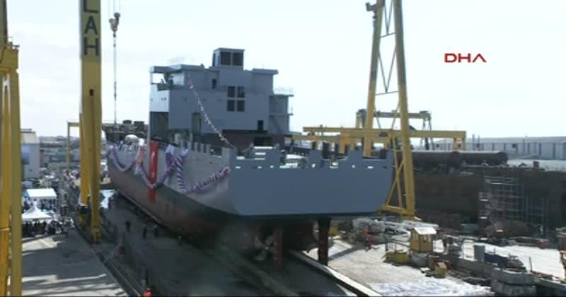 TCG YZB. Güngör Durmuş Lojistik Destek Gemisi
