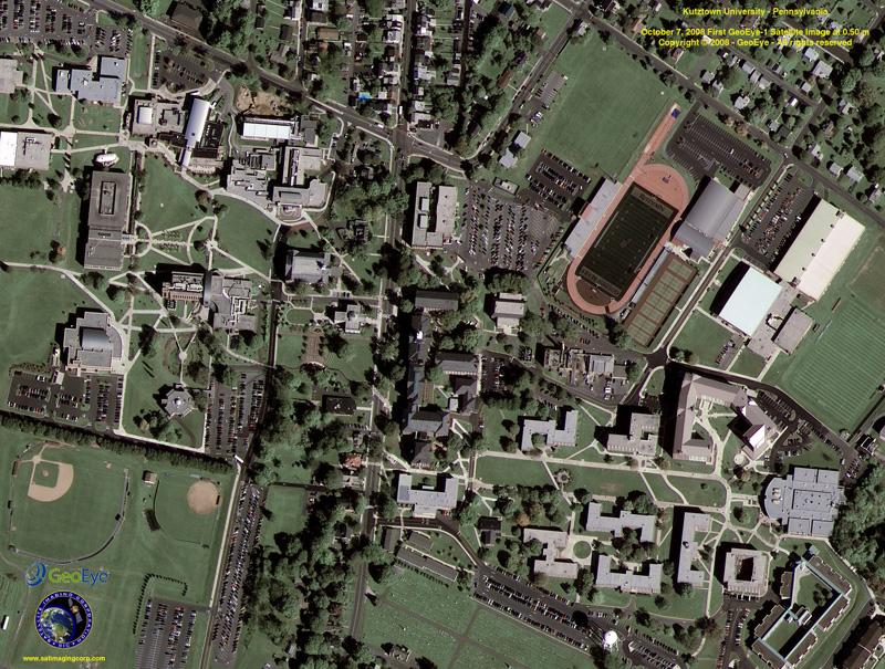 0.50cm Renkli Uydu Fotoğraf Örneği