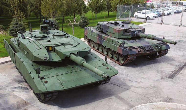 aselsan leopard 2 ng tank modernizasyonu. Black Bedroom Furniture Sets. Home Design Ideas